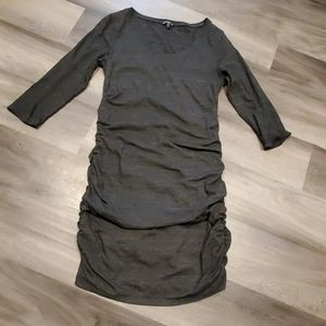 Express Midi Cinched Dress